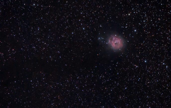 Cocoon Nebula 80mm