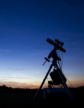 80mm Refractor Telescope