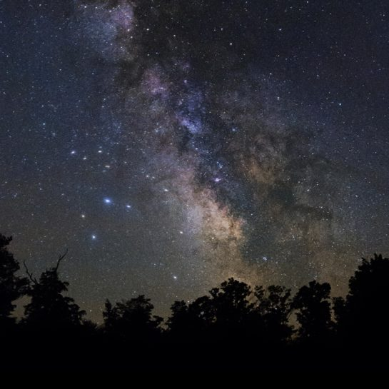 Black Forest Star Party at Cherry Springs