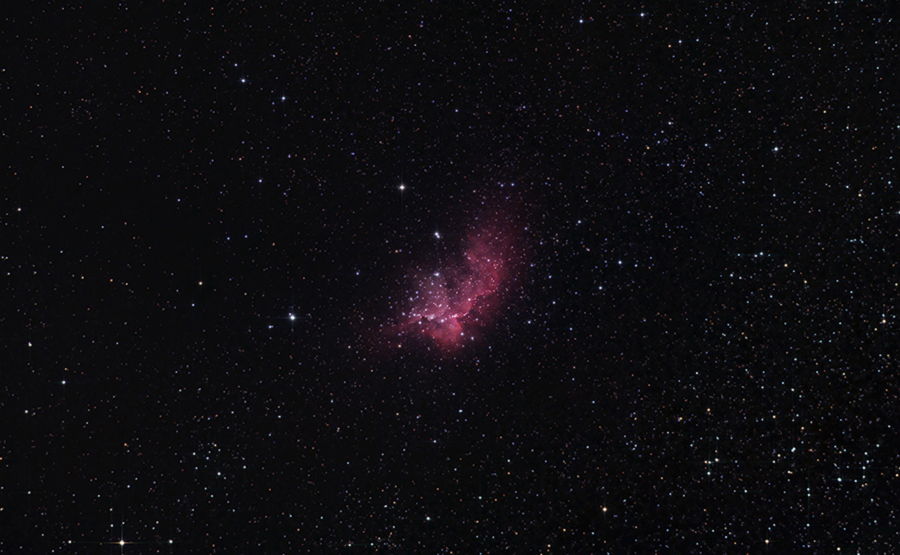 Wizard Nebula 80mm