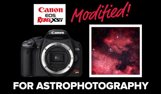 Canon 450D / 1000D - Gary Honis Full Spectrum Mod