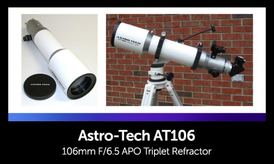 Astro Tech AT106 Telescope