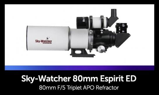 Sky-Watcher 80mm Espirit
