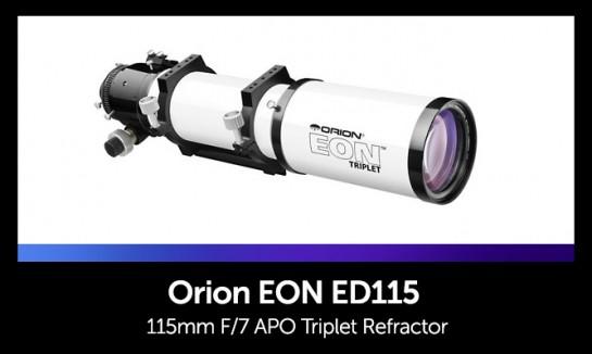 Orion EON ED Triplet Apo