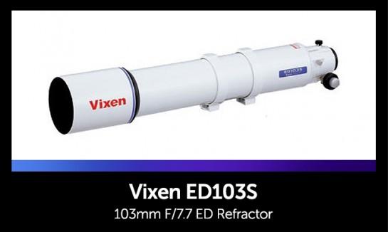 Vixen ED103S Apo Telescope