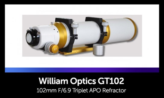 William Optics GT102