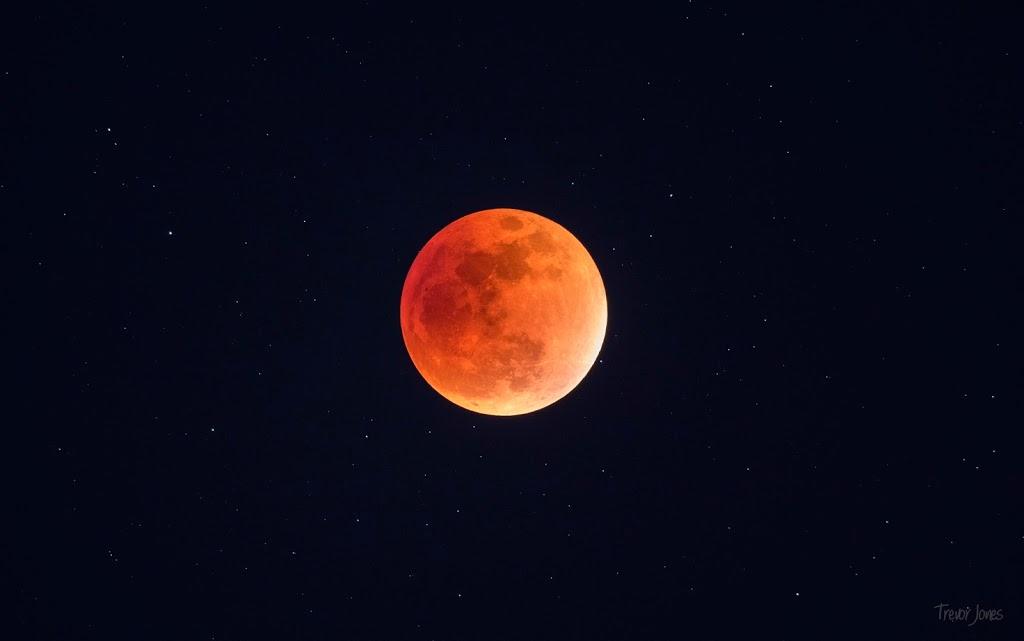 Supermoon Vs Full Moon >> Supermoon Lunar Eclipse - AstroBackyard | DSLR Astrophotography Blog