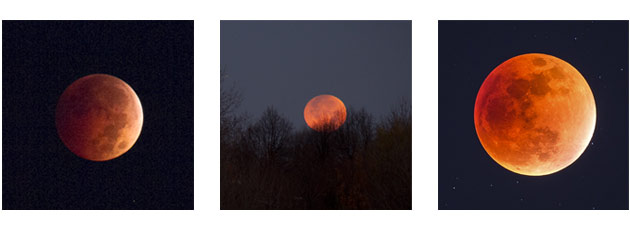 lunar eclipse photography methods