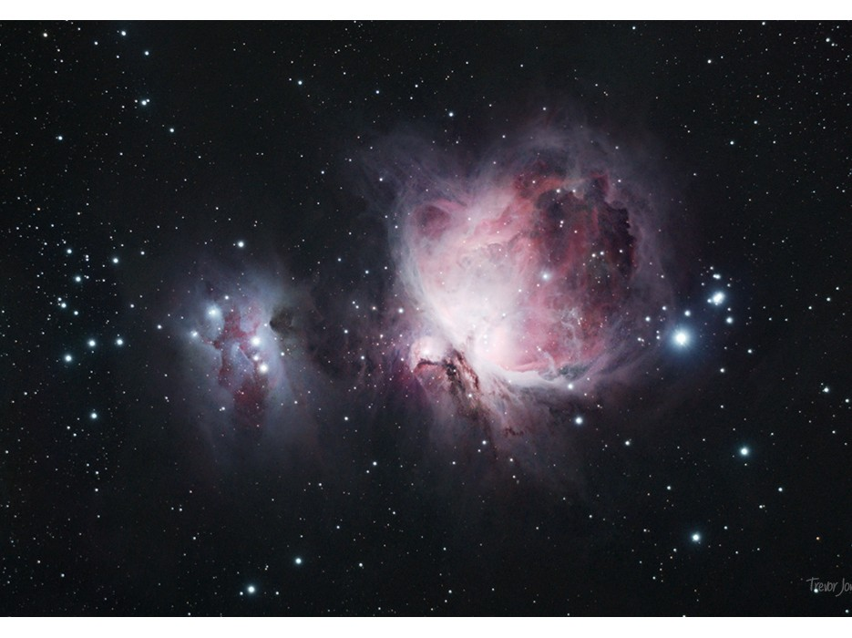 Orion Nebula - Astrophotography Image