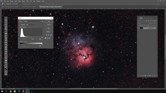 Adobe Photoshop for Astrophotography