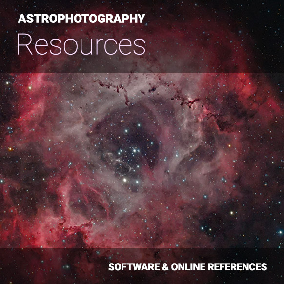 Resources for Astrophotography | Software Tools, Plugins, Camera Control
