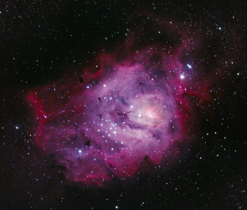 Deep sky imaging with a DSLR and telescope