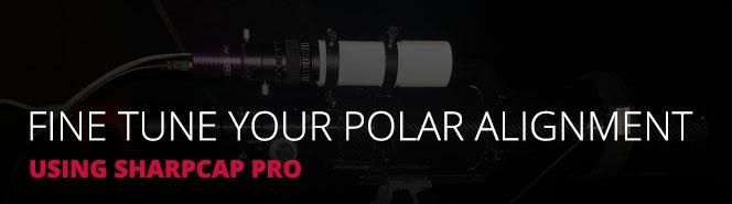 Polar Align in SharpCap Pro