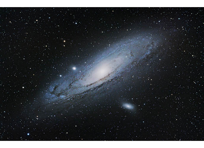 Deep Sky Astrophotography includes Galaxies like M31