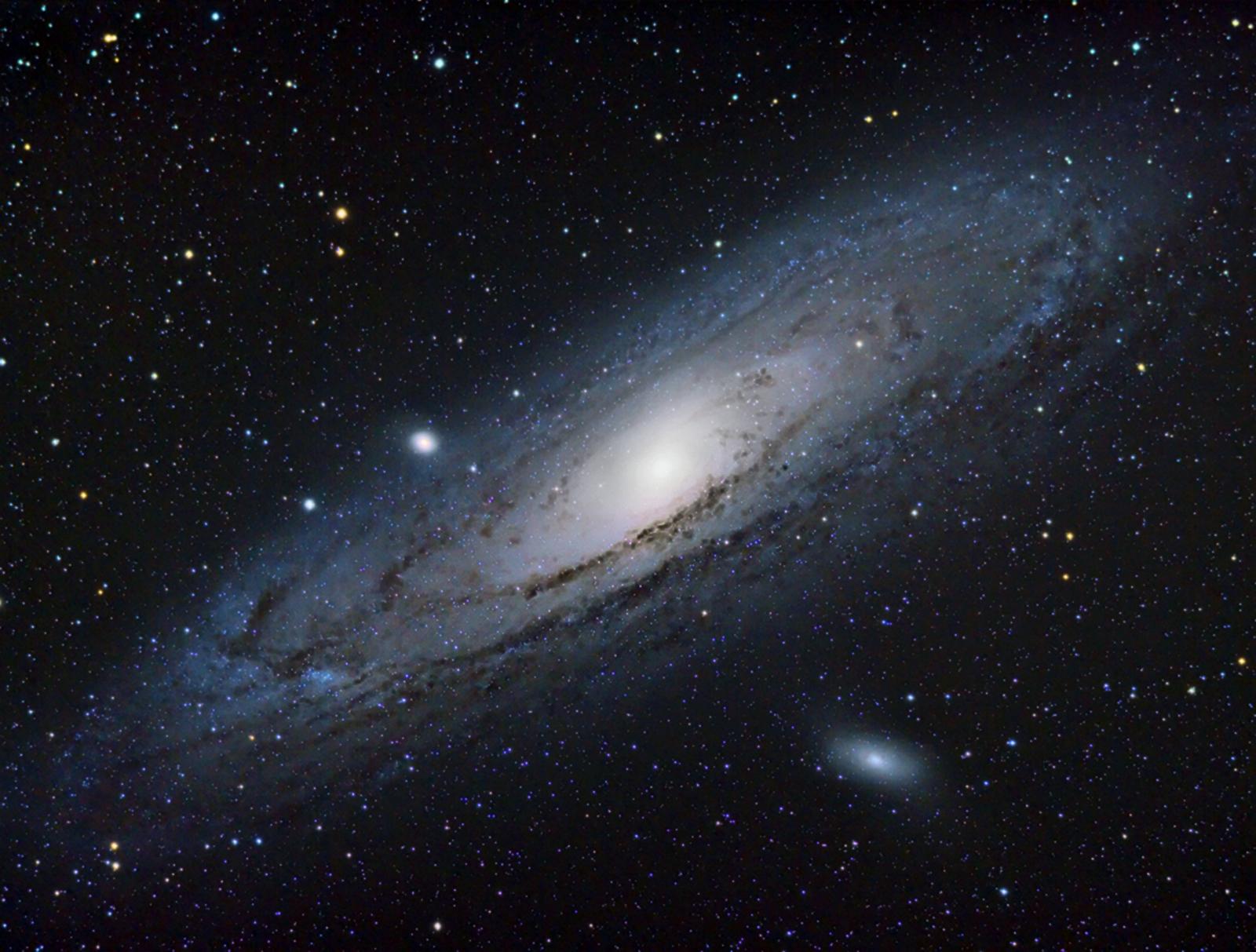 120 mm reflector andromeda galaxy - photo #26