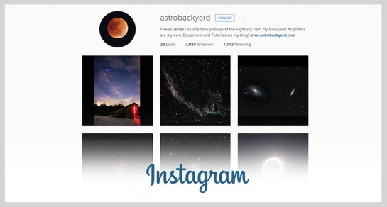 Astrobackyard on Instagram