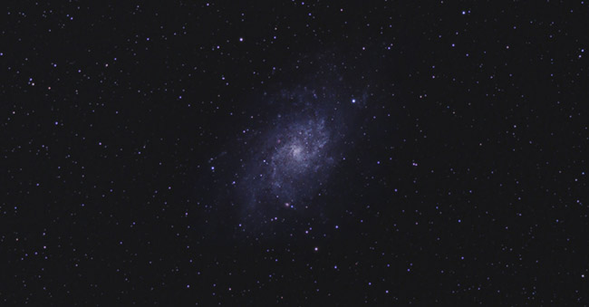 Triangulum Galaxy - Astrophotography