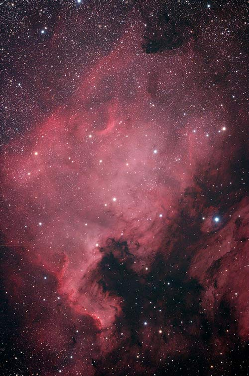 North America Nebula