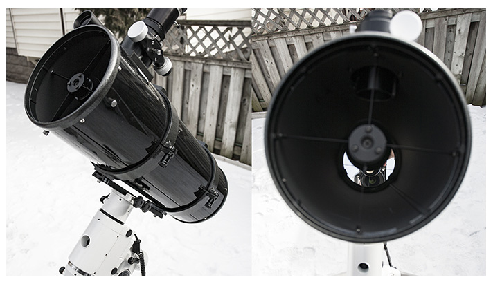 8 Inch Orion astrograph reflector