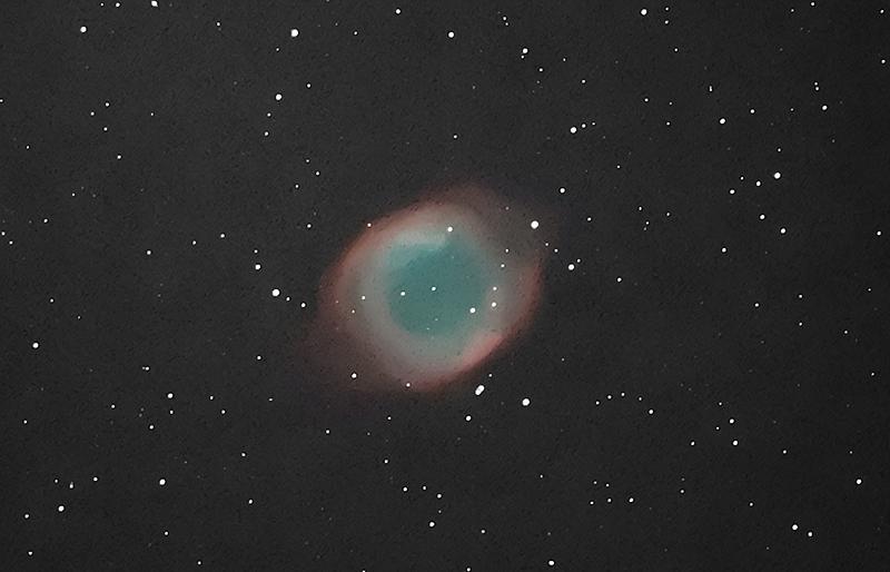 NGC 7293 - Helix Nebula