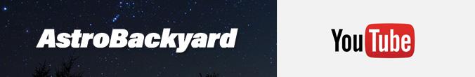 AstroBackyard on YouTube