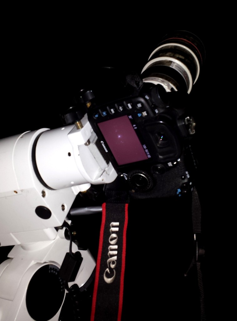 Wide Field Astrophotography
