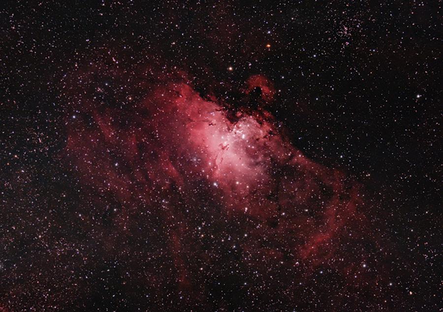 eagle nebula s - photo #17