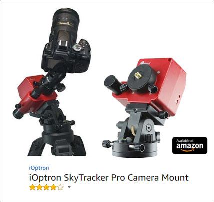 Sky Tracker EQ Mount