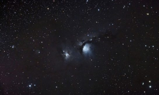 ED80 telescope astrophotography example photo