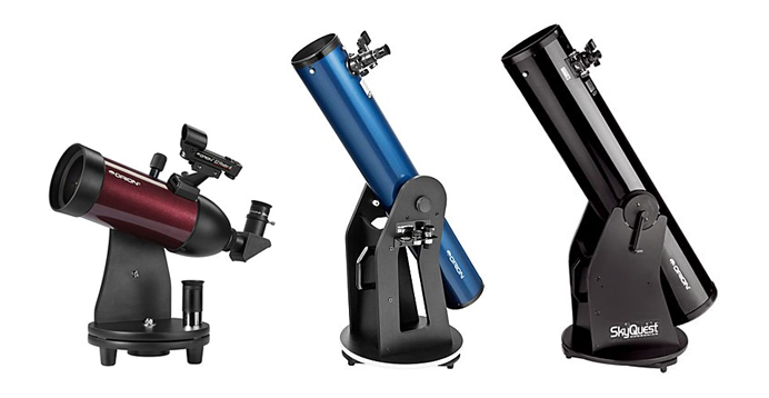 Buying Your First Telescope - I suggest a Dobsonian Reflector