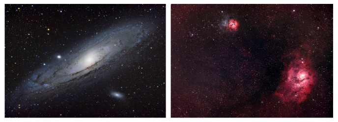 Example Astrophotography Images
