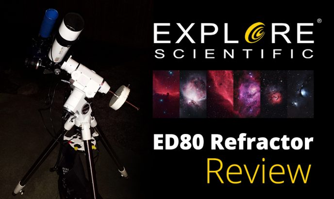 Explore Scientific ED80 Review