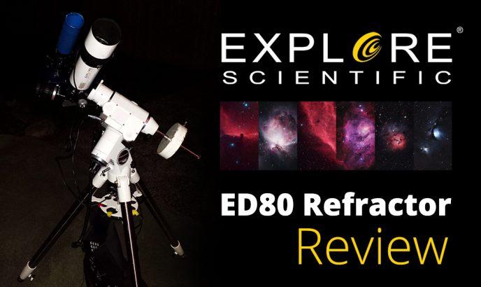 Explore Scientific ED80 Review