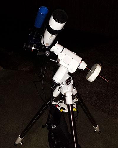 Explore Scientific ED80