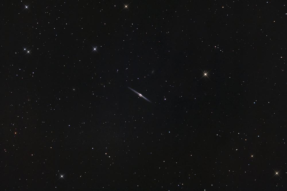 Needle Galaxy