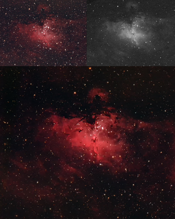 HaRGB Astrophotography