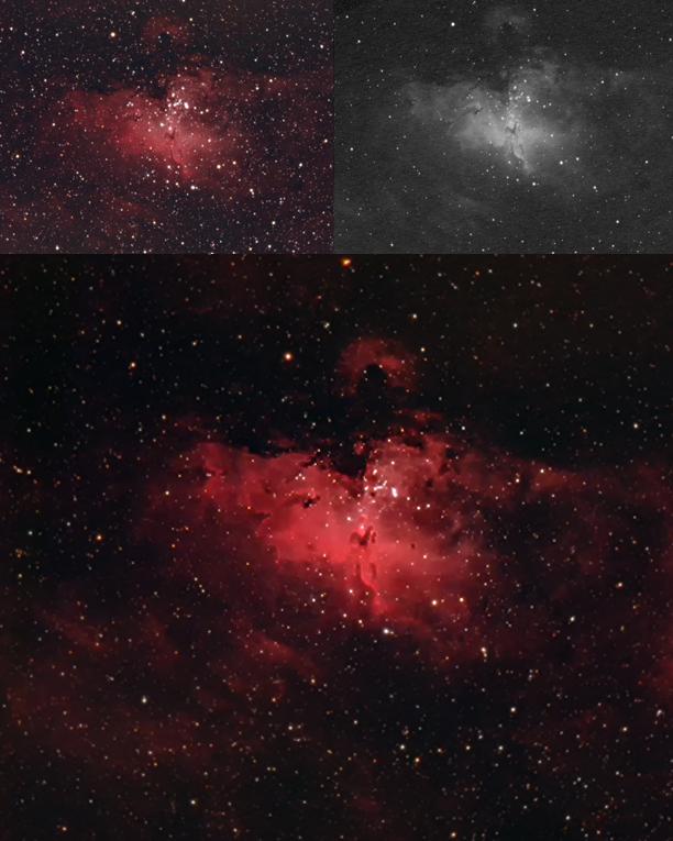 HaRGB Astrophotography
