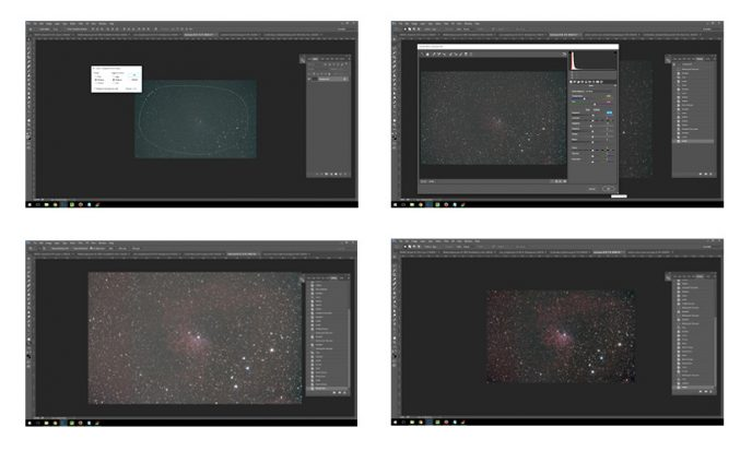 Astrophotography Processing Tutorial