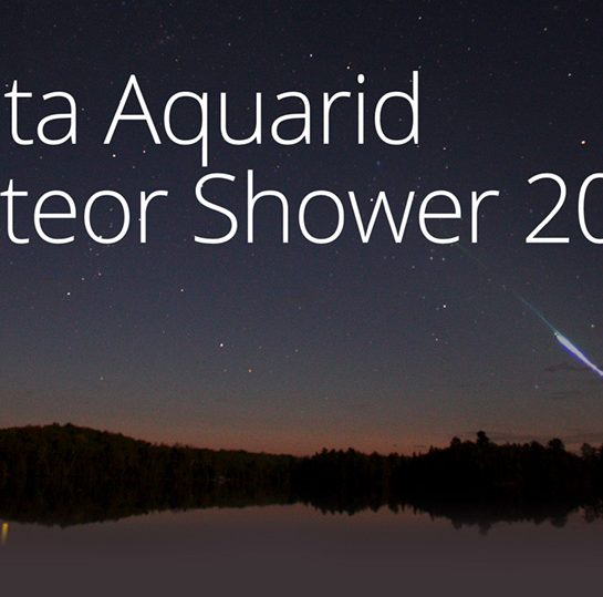 Delta Aquarid meteor shower 2016