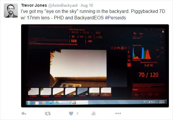 AstroBackyard on Twitter