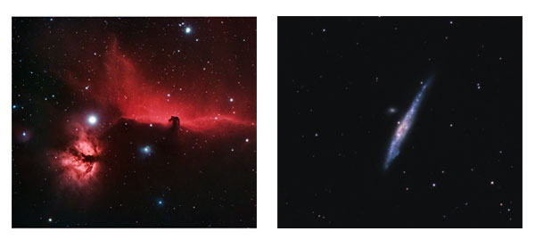 Astrophotography Examples