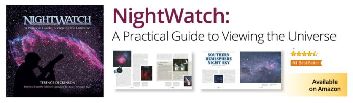 Night Watch astronomy book