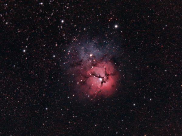 M20 - The Trifid Nebula