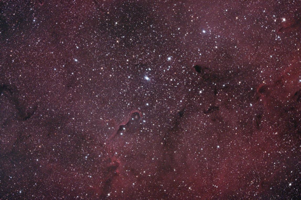 "Tag Archive for ""Elephant's Trunk Nebula""   AstroBackyard ..."