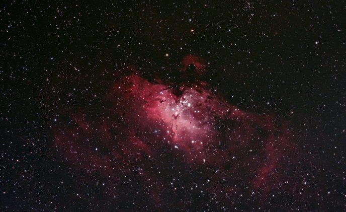 DSLR Astrophotography - Eagle Nebula
