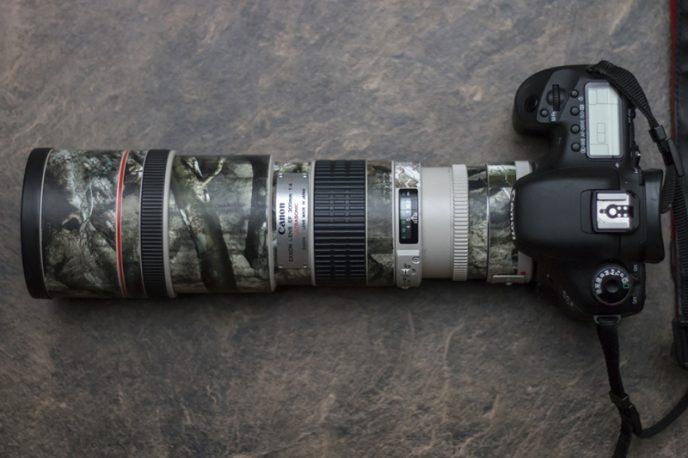 Canon 300mm F/4L Non IS Lens