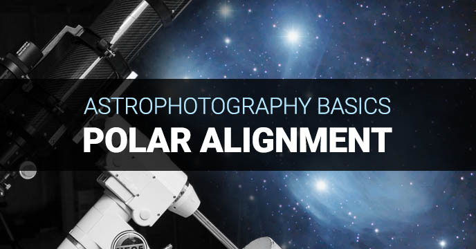 Easy Polar Alignment for Astrophotography -  Step by Step ... 008d055e52b6f