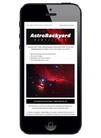 Subscribe to astrobackyard