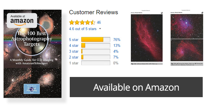 Deep sky astrophotography book