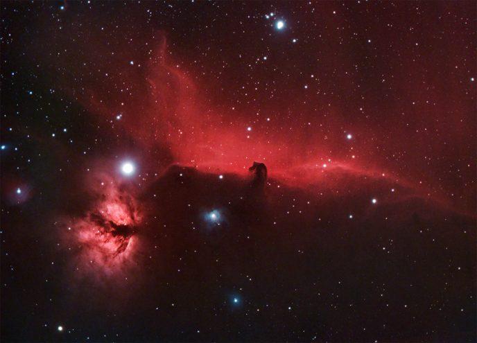 Horsehead Nebula HaRGB